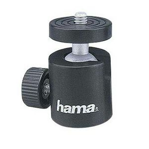 Compare prices for Hama 20mm Ball and Socket Tripod Head