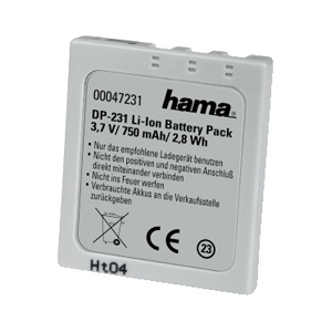 Compare retail prices of Hama Fuji NP-40 Camera Battery to get the best deal online