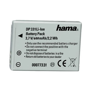 Compare retail prices of Hama Nikon EN-EL10 Camera Battery to get the best deal online