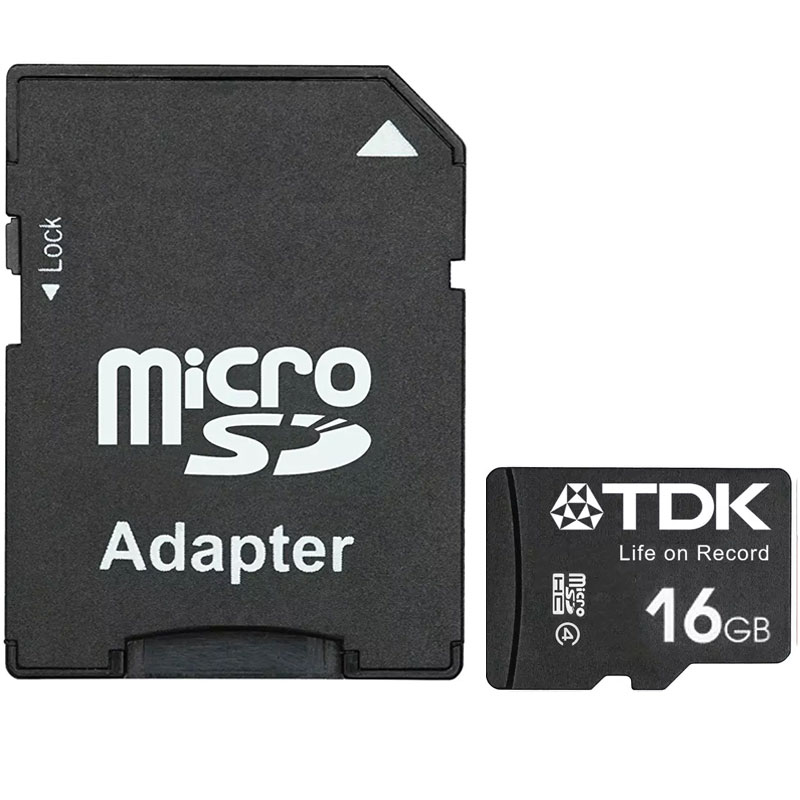 Click to view product details and reviews for Tdk 16gb Micro Sd Card Sdhc Adapter 30mb S Ffp.
