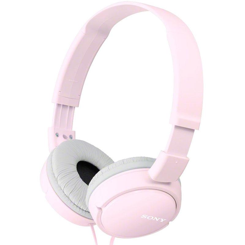 Sony ZX110 Overhead Headphones - Pink