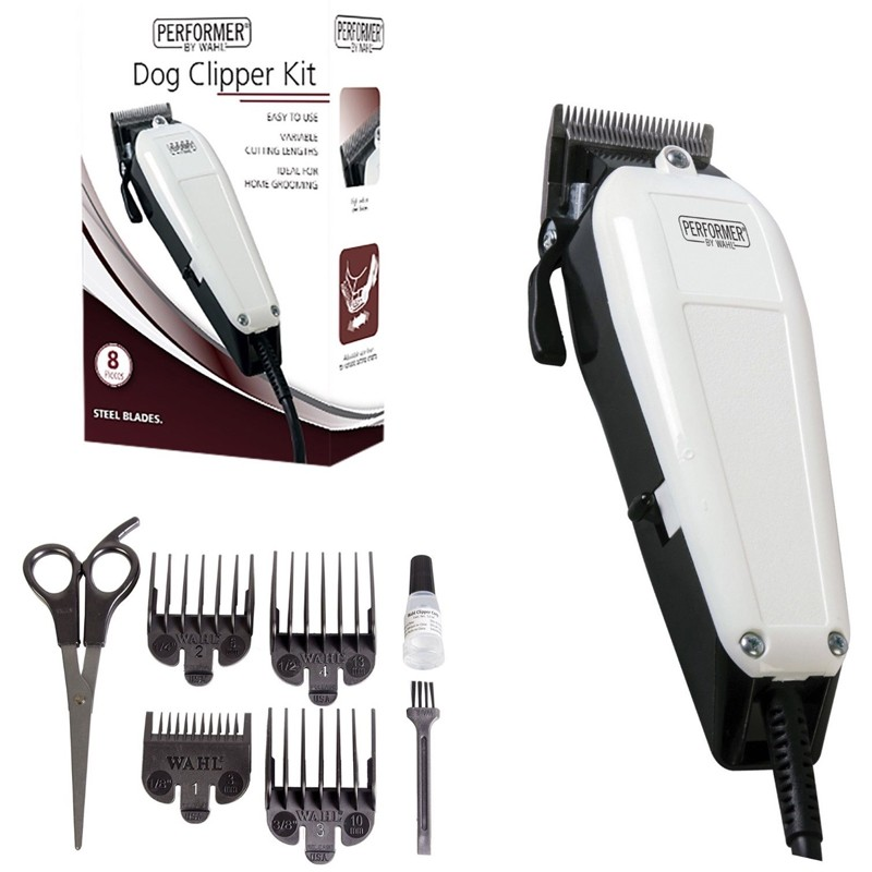 WAHL Performer Pet Clipper Kit