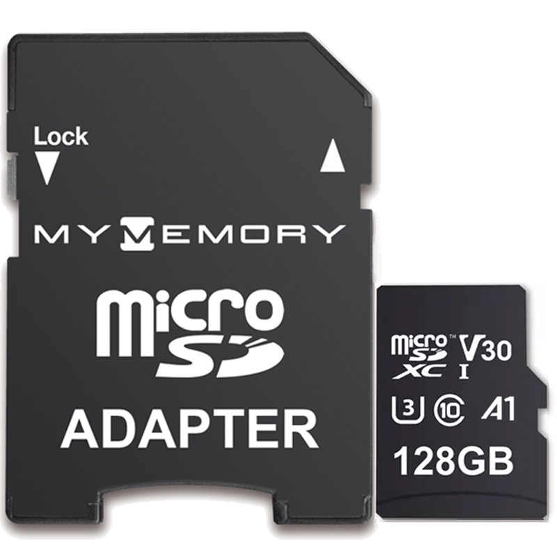 Click to view product details and reviews for Mymemory 128gb V30 Pro Micro Sd Card Sdxc A1 Uhs 1 U3 Adapter 100mb S.
