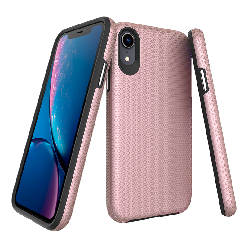 oneo FUSION iPhone XR Case - Rose Gold