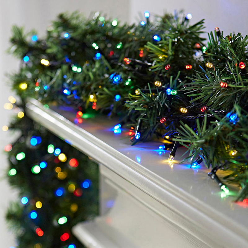 Click to view product details and reviews for 20 Multi Coloured Xmas Led Fairy Lights 2m Ffp.