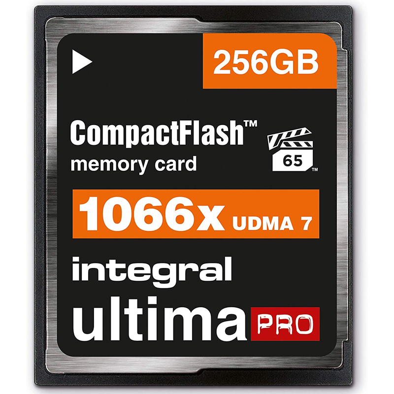 Click to view product details and reviews for Integral 256gb 1066x Ultima Pro Compact Flash Card Vpg 65 Udma 7 160mb S.