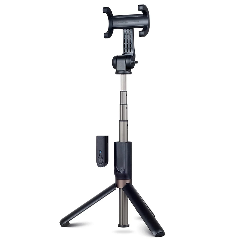 Click to view product details and reviews for Apexel 2 In 1 Rechargeable Selfie Stick Tripod For Smartphone Black.