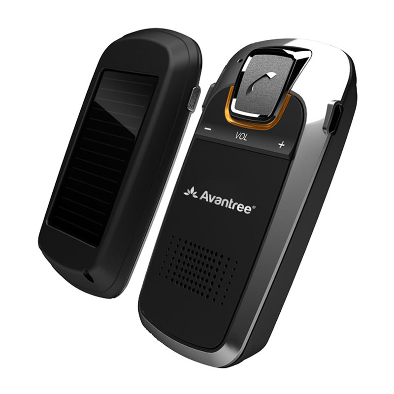 Compare prices for Avantree Sunday Plus Wireless Bluetooth Solar Car Kit 2W Speaker