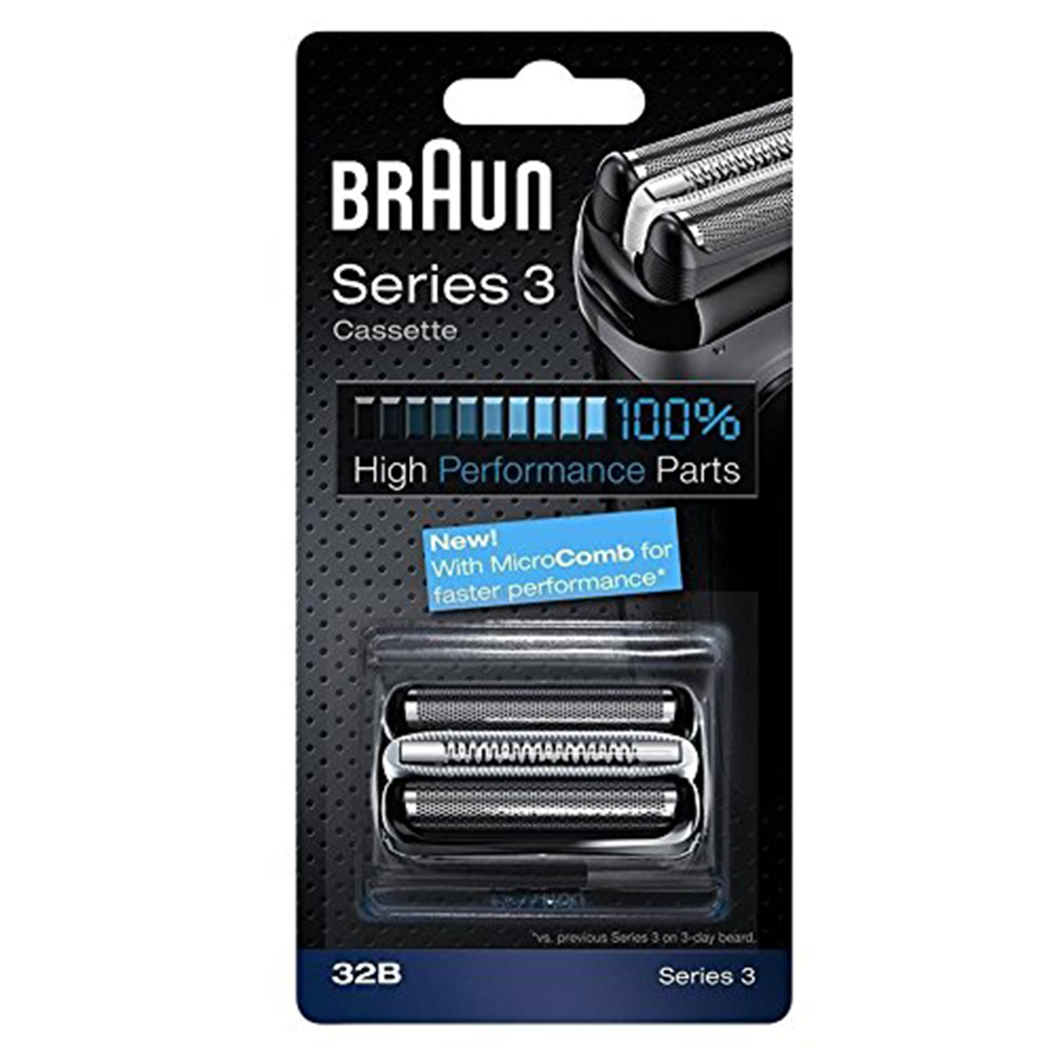 Compare retail prices of Braun 32B Electric Shaver Replacement Foil Cartridge to get the best deal online