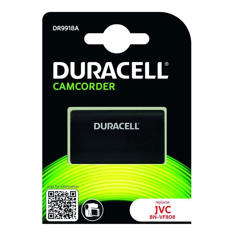 Compare retail prices of Duracell JVC BN-VF808 Camcorder Battery to get the best deal online