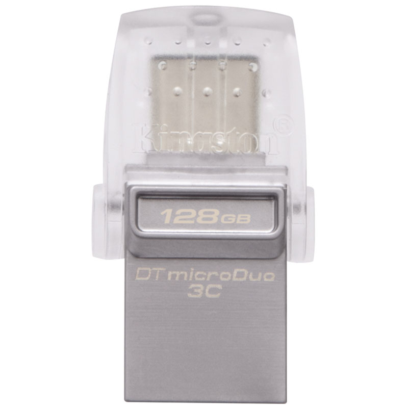 Click to view product details and reviews for Kingston 128gb Datatraveler Micro Duo 3c Usb Usb C 31 Flash Drive 100mb S.