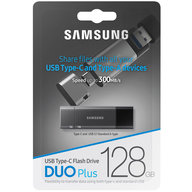 Click to view product details and reviews for Samsung 128gb Duo Plus Usb C 31 Flash Drive 300mb S.