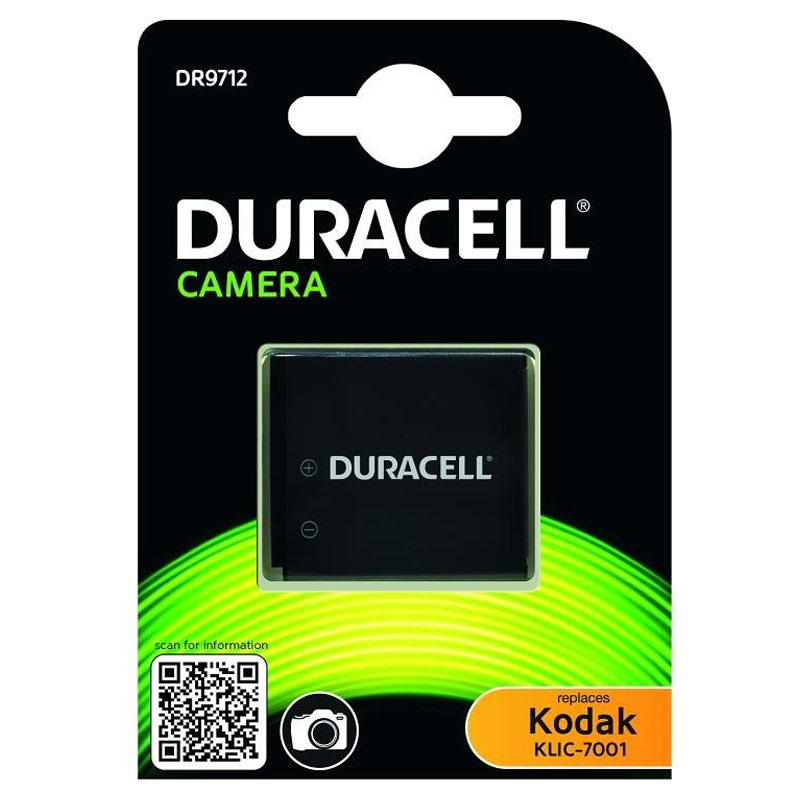 Compare retail prices of Duracell Kodak KLIC-7001 Camera Battery to get the best deal online