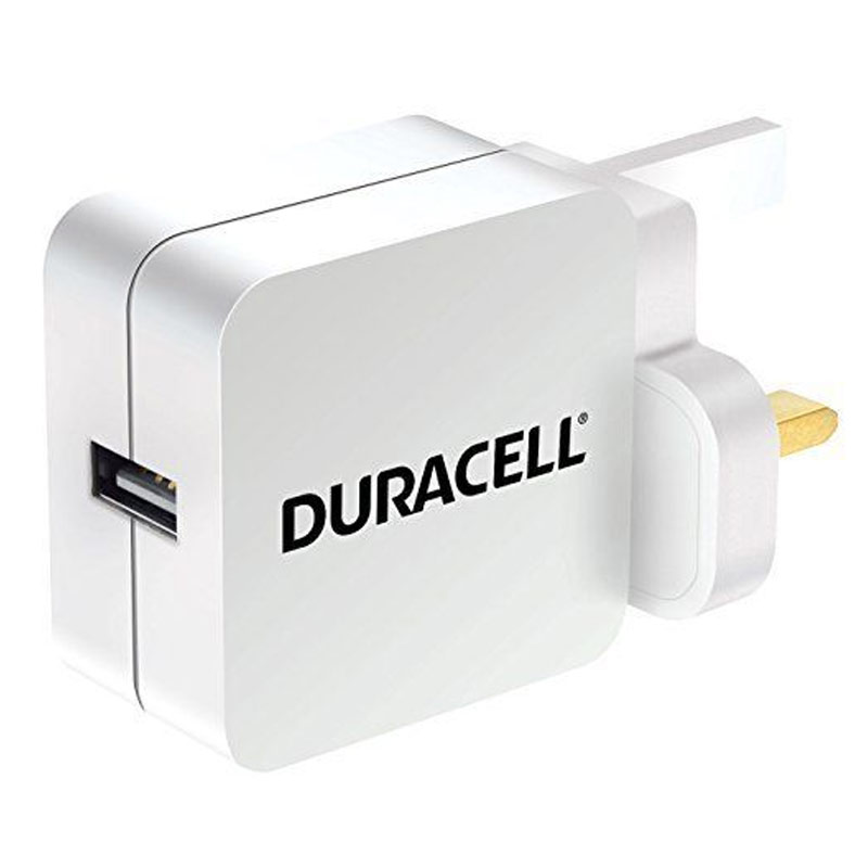 Compare retail prices of Duracell 2.4A USB Mains Charger to get the best deal online