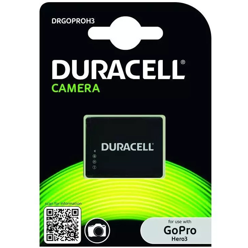 Compare retail prices of Duracell GoPro Hero 3 Battery to get the best deal online