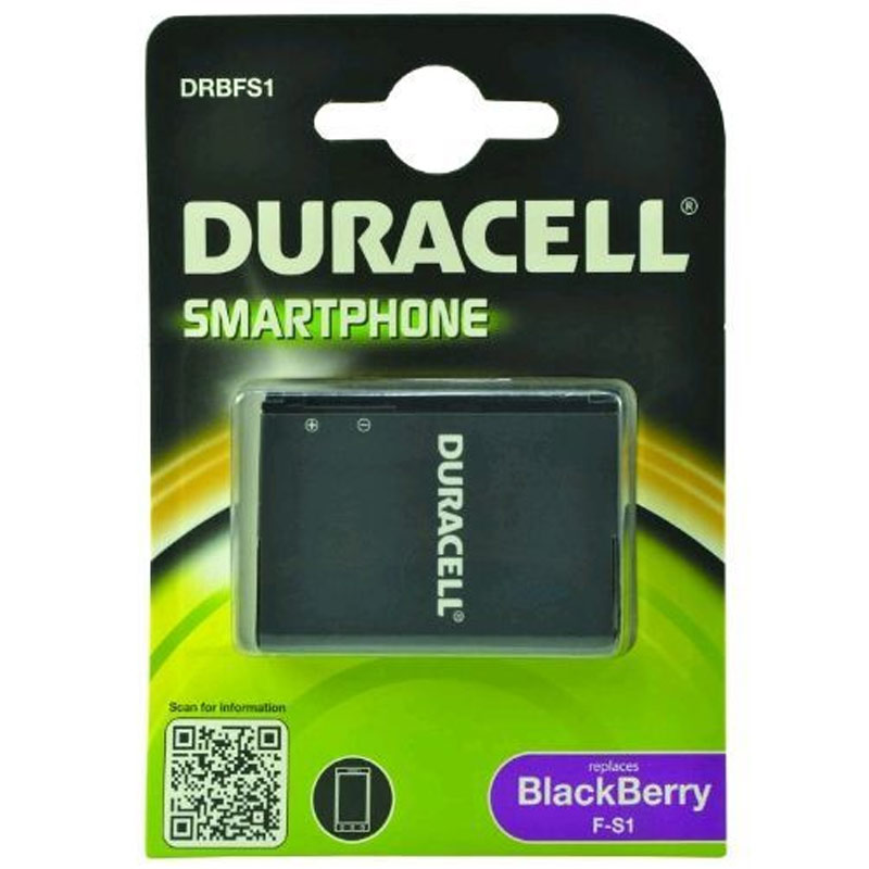 Compare prices for Duracell BlackBerry F-S1 Mobile Phone Battery