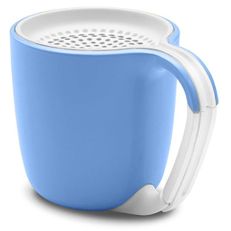 GEAR4 Espresso Portable Wireless Bluetooth Speaker - Pastel Blue