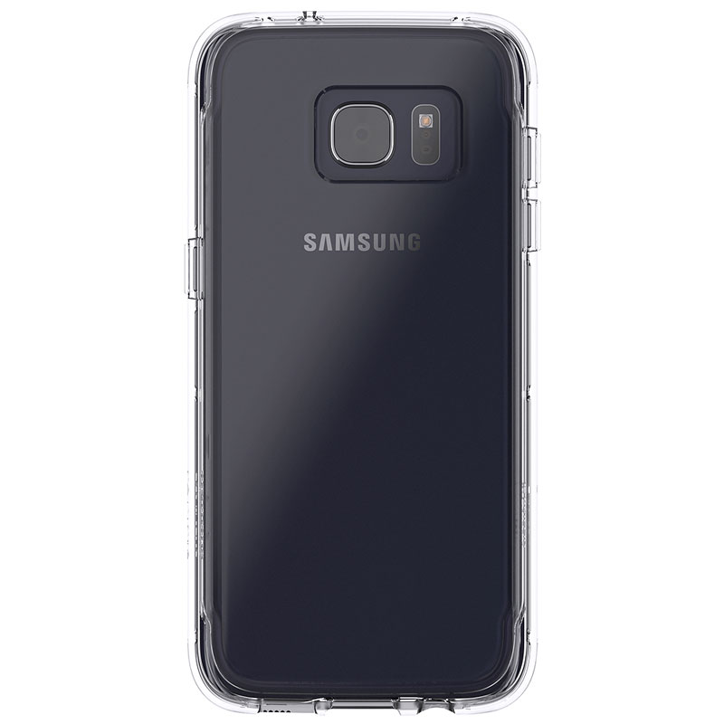 Search and compare best prices of Griffin Survivor Samsung Galaxy S7 Edge Case - Clear in UK