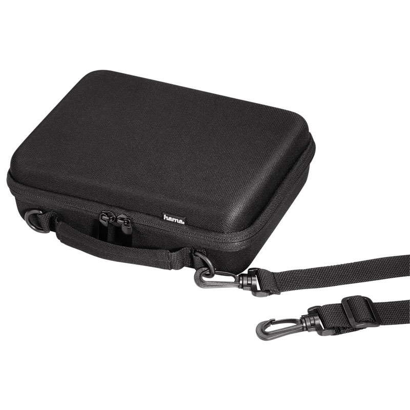 Compare retail prices of Hama Hardcase Camera Bag for GoPro Hero 3 / Hero 4 Action Camera - Black to get the best deal online