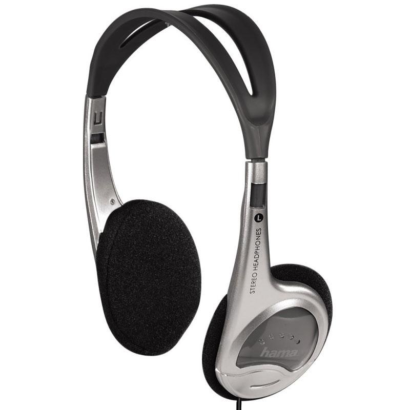 Hama HK-229 On-Ear Stereo Headphones