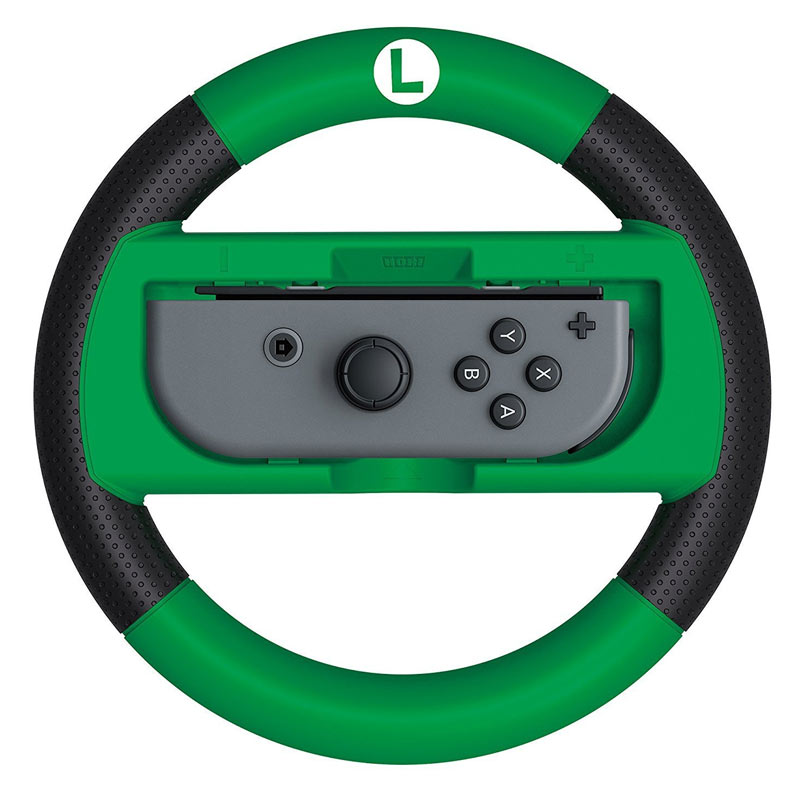 Compare prices for Hori Mario Kart 8 Deluxe Wheel Luigi Version Nintendo Switch