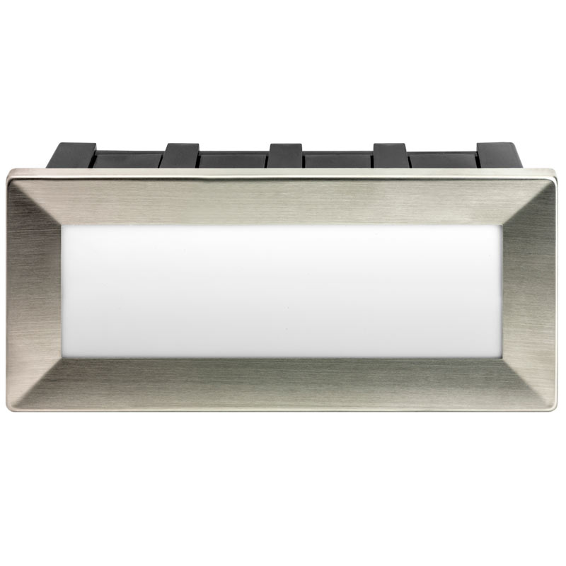 Integral Outdoor Recessed Brick Light 3.8W (180lm) - Warm White