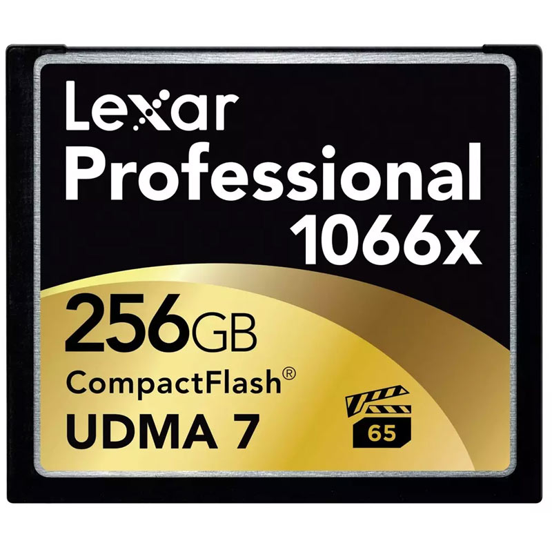 Compare prices for Lexar 256GB 1066X Professional Compact Flash Card - 160MB/s
