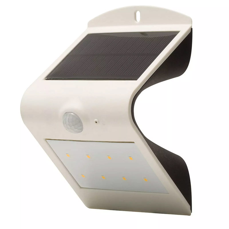 Compare prices for Luceco Solar Guardian Wall Light With PIR IP44