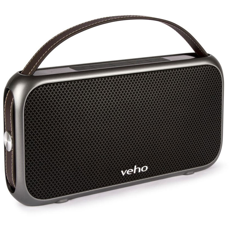 Compare prices for Veho M-7 Mode Retro Wireless Bluetooth Water Resistant Speaker