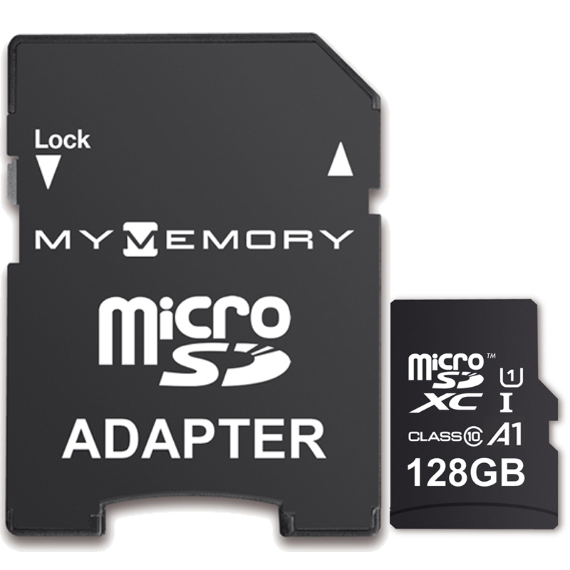 Click to view product details and reviews for Mymemory 128gb V10 High Speed Micro Sd Card Sdxc A1 Uhs 1 U1 Adapter 100mb S.
