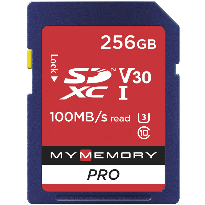 Click to view product details and reviews for Mymemory 256gb V30 Pro High Speed Sd Card Sdxc Uhs 1 U3 100mb S Ffp.