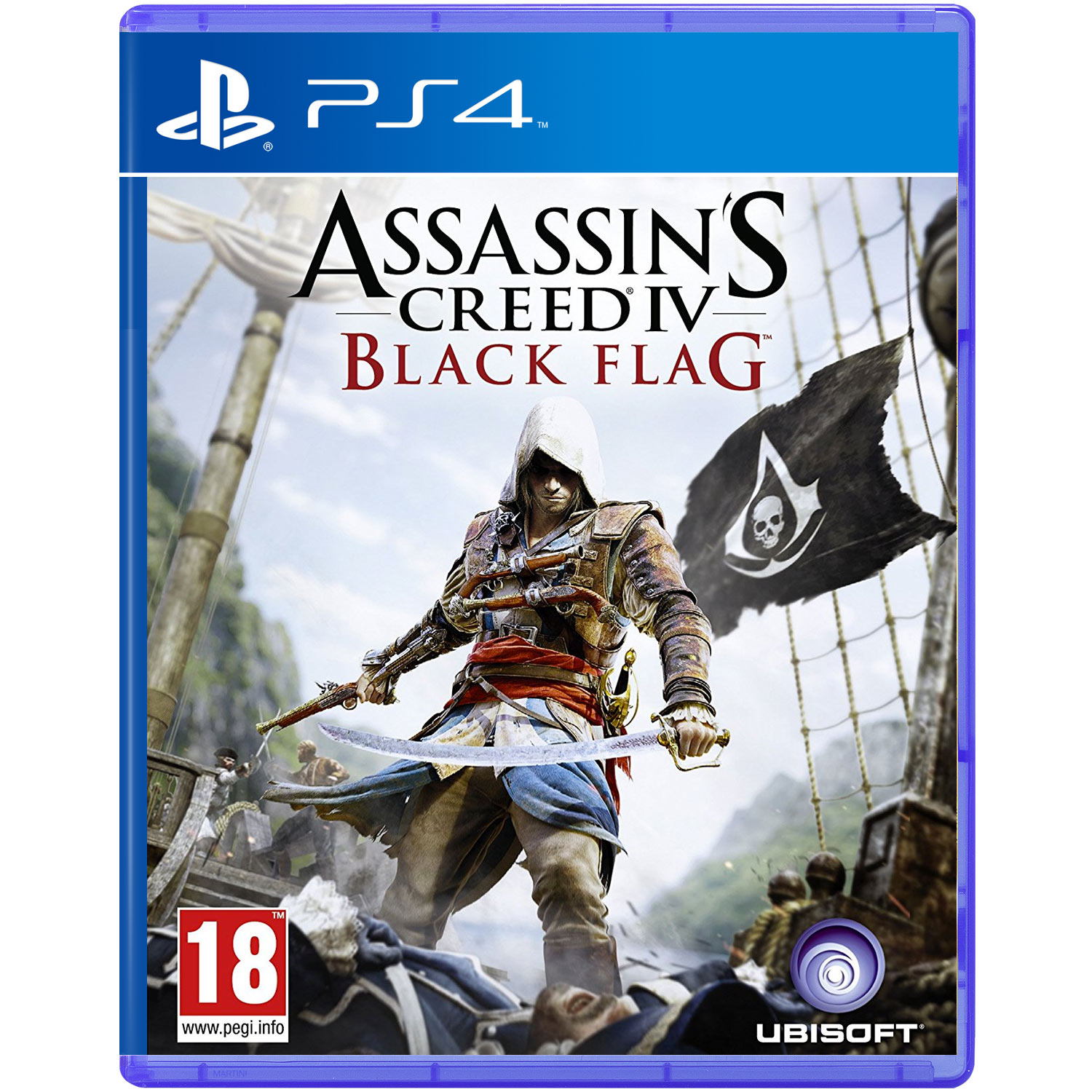 MyMemory.co.uk Assassin's Creed IV: Black Flag (Sony PS4)