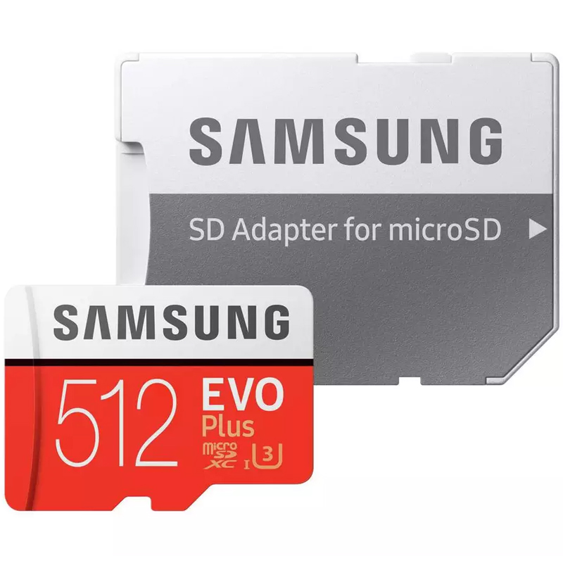 Click to view product details and reviews for Samsung 512gb Evo Plus Micro Sd Card Sdxc Uhs I U3 Adapter 100mb S.