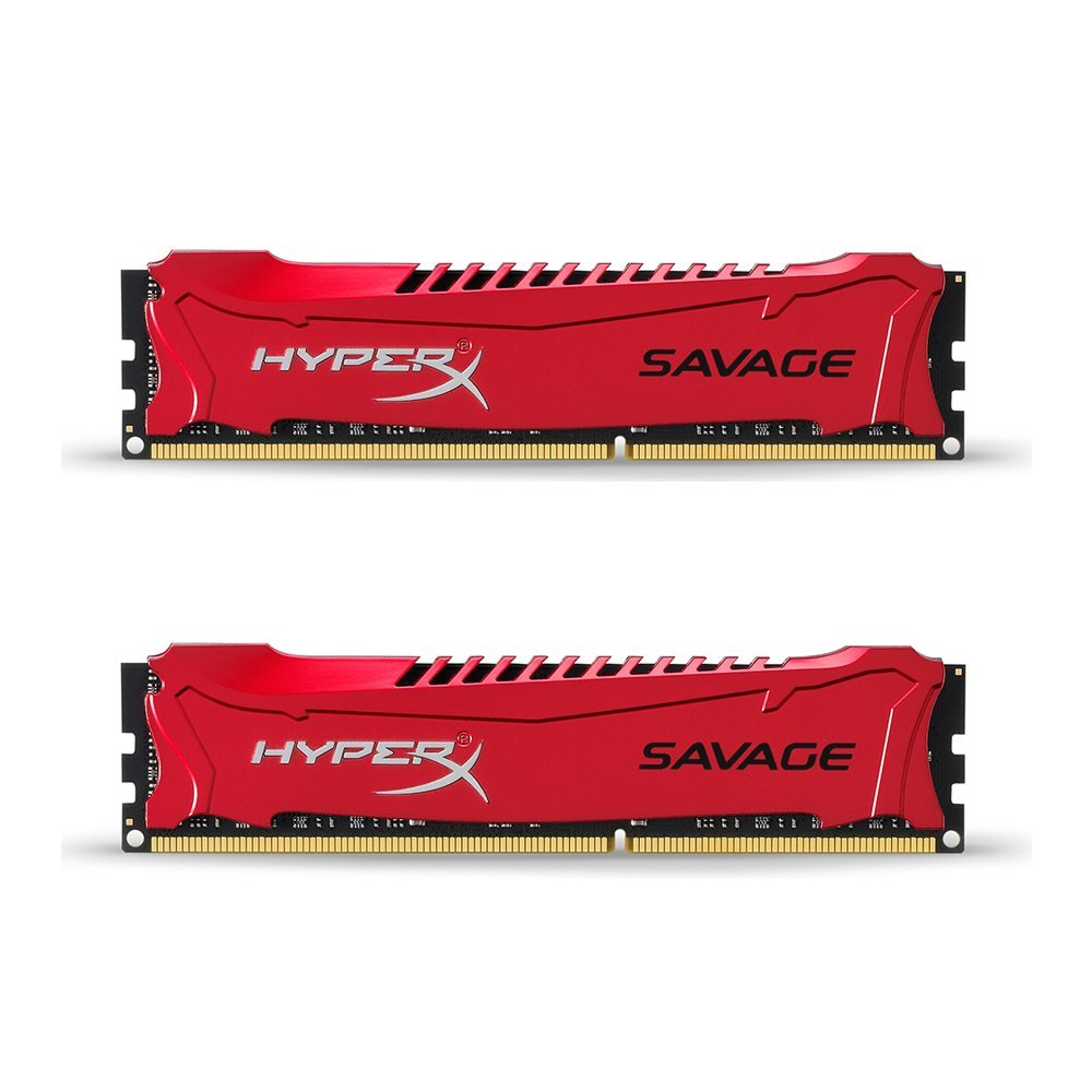Compare cheap offers & prices of HyperX 16GB 2 x 8GB 1600MHz DDR3 Non-ECC 240 Pin CL9 DIMM PC Memory Module manufactured by Hyperx