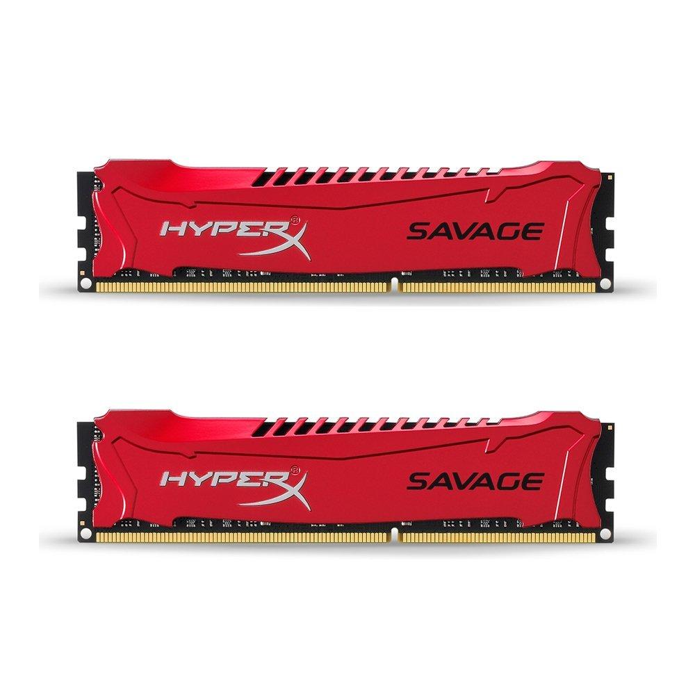 Compare prices for HyperX 16GB 2 x 8GB 1600MHz DDR3 Non-ECC 240 Pin CL9 DIMM PC Memory Module