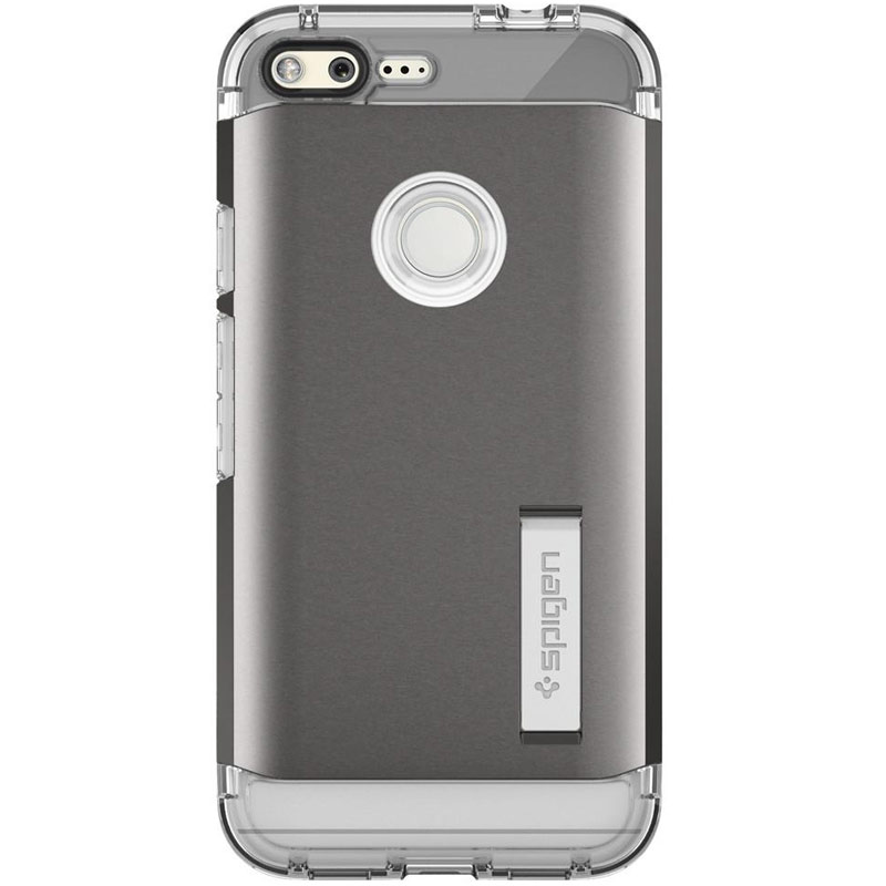 Compare prices for Spigen Google Pixel XL Case Tough Armor - Gunmetal