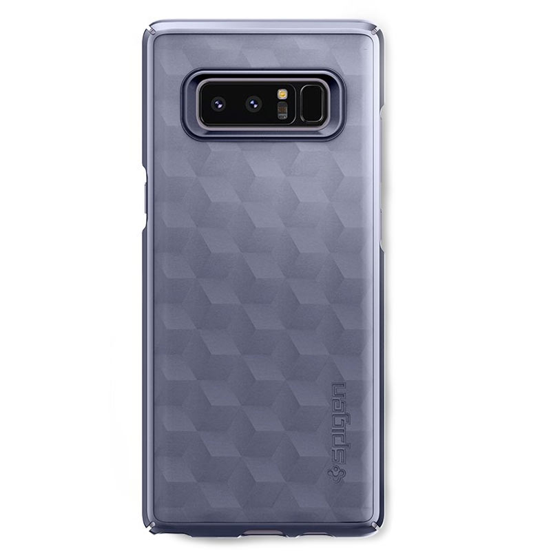 Compare prices for Spigen Samsung Galaxy Note 8 Case Thin Fit - Orchid Gray