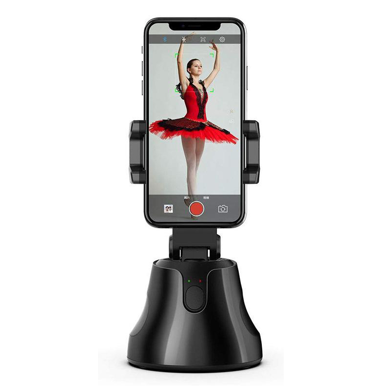 Click to view product details and reviews for Stabiliser Selfie Stick For Smartphone 360° Rotation Auto Tracking.