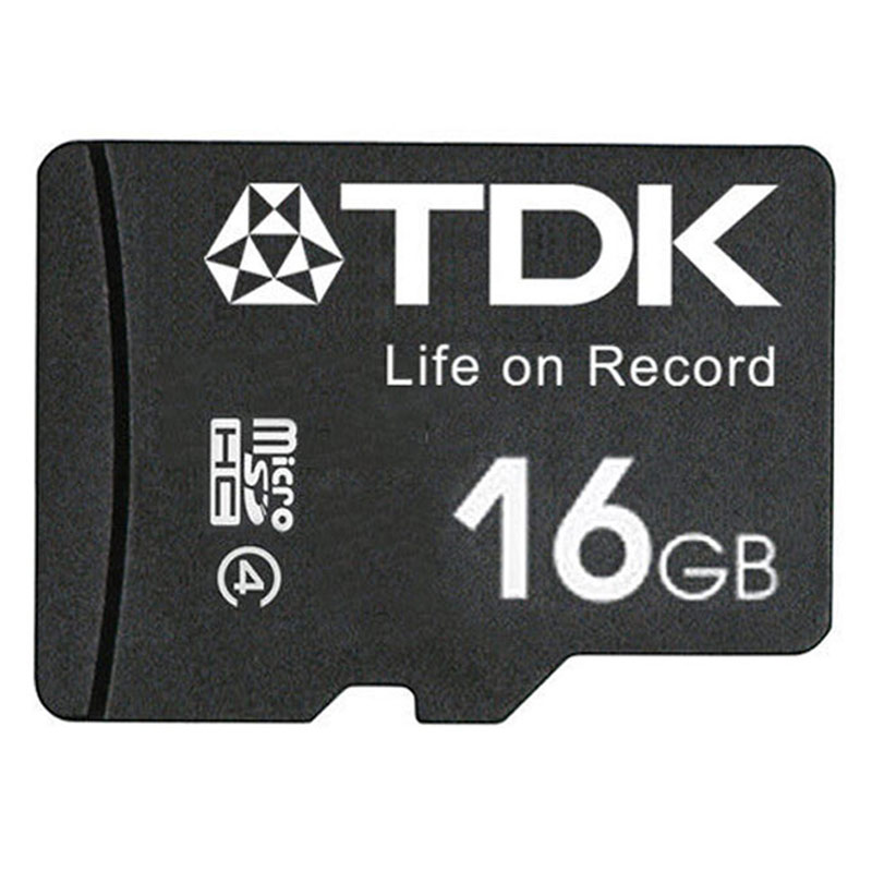 Tdk 16gb Micro Sd Card Sdhc 30mb S Ffp