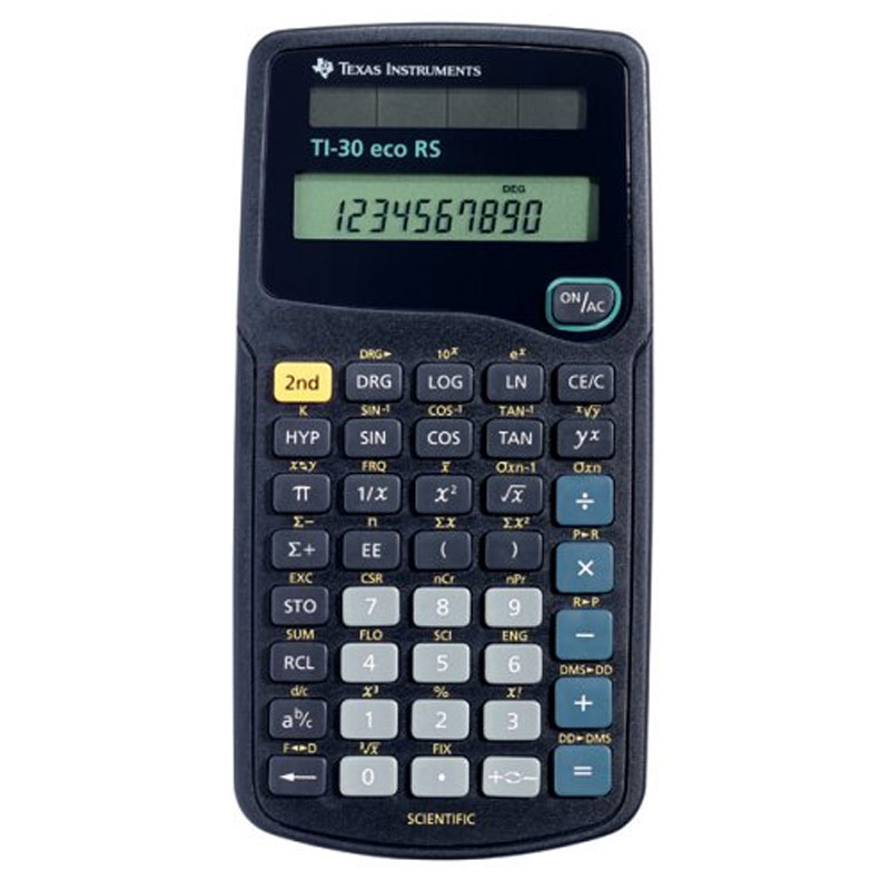 Compare prices for Texas Instruments Battery Powered Scientific Calculator TI30ECORS