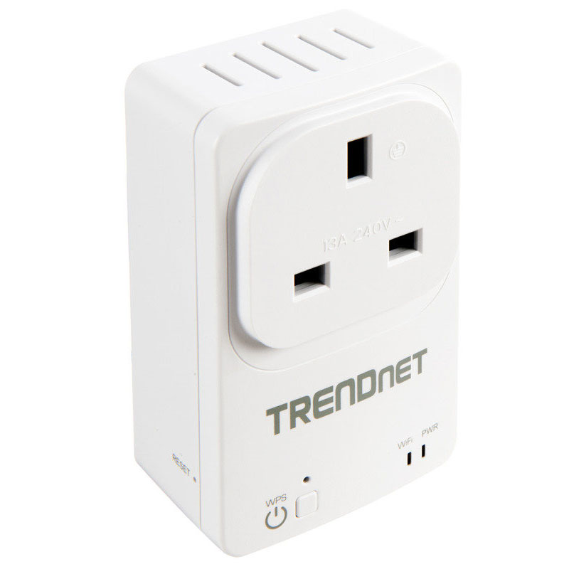 Compare prices for TRENDnet Home Smart Switch with Wireless Extender