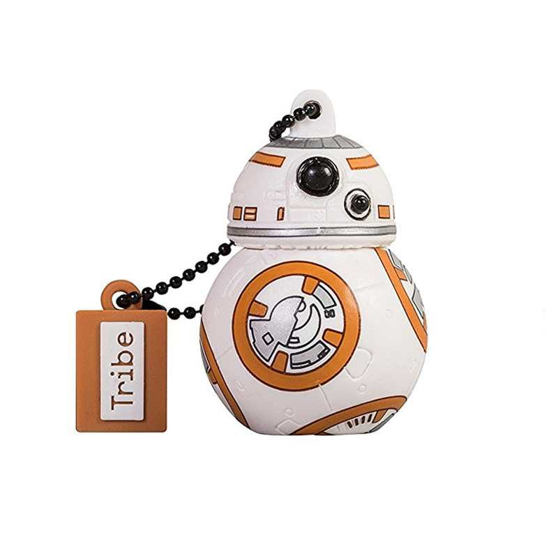 Compare prices for Tribe 16GB Star Wars BB-8 USB Flash Drive - 15MBs