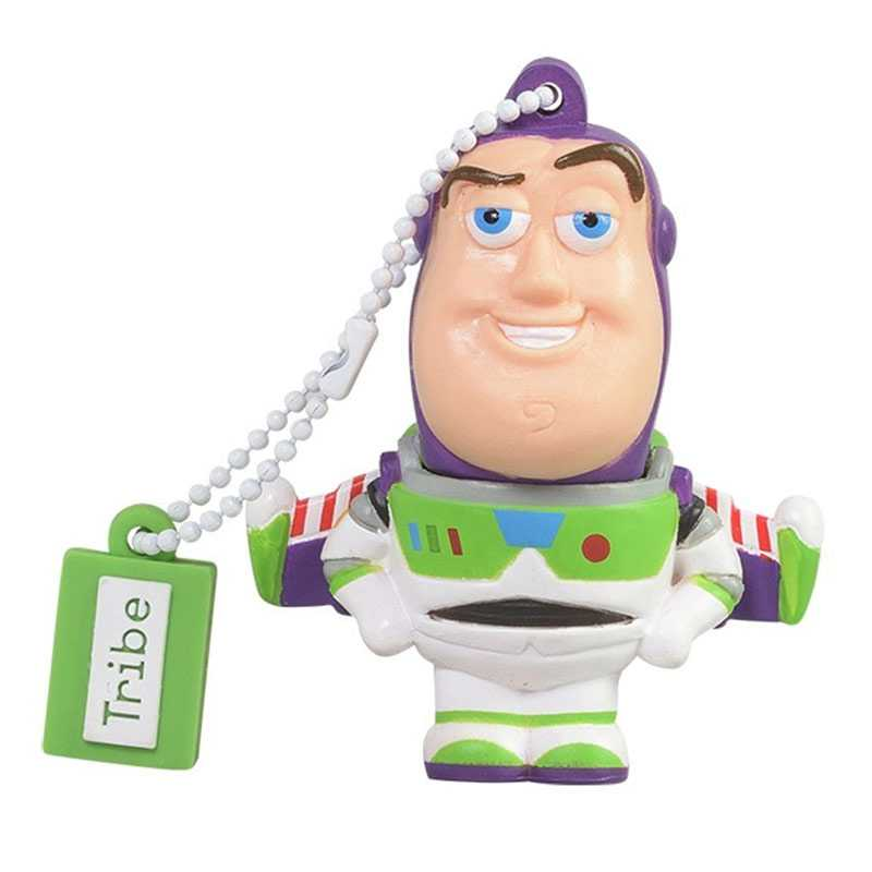 Compare prices for Tribe 16GB Pixar Buzz Lightyear USB Flash Drive - 15MBs