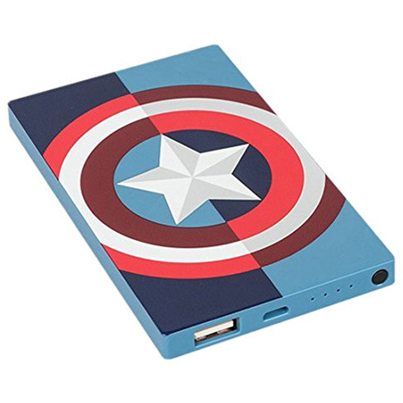 Tribe Marvel Avengers 4000mAh Schnellladung Pow...