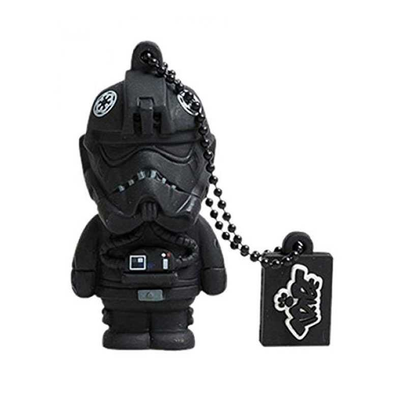 Compare prices for Tribe 16GB Star Wars TIE Fighter Pilot USB Flash Drive - 15MBs