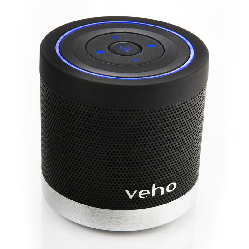 Compare prices for Veho M-4 Bluetooth Portable Rechargeable Speaker