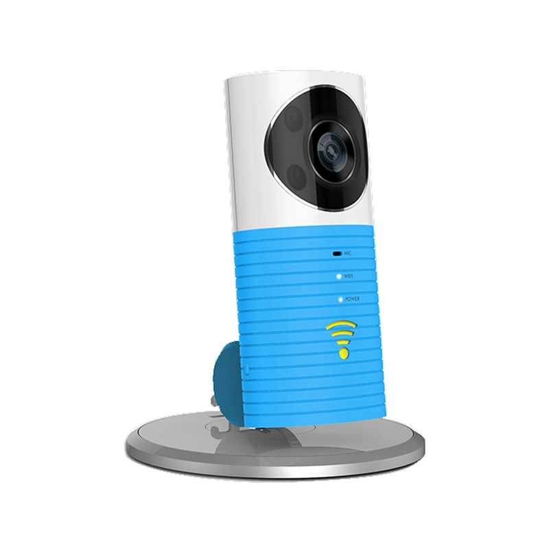Image For Clever Dog Smart Camera WiFi Monitor - Blue