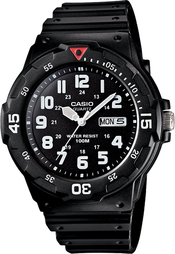 Compare prices for Casio Analouge Mens Watch MRW200H-1B