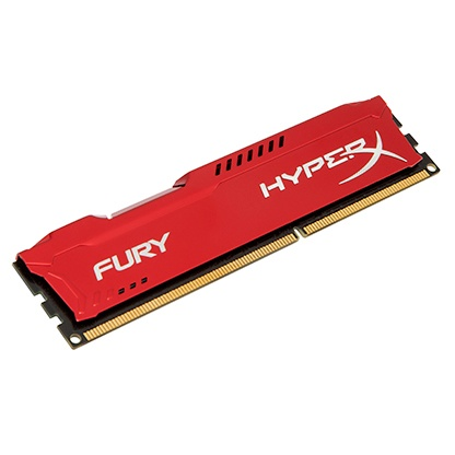 Compare retail prices of HyperX FURY 16GB 2 x 8GB 1333MHz DDR3 240 Pin CL9 DIMM PC Memory Module to get the best deal online