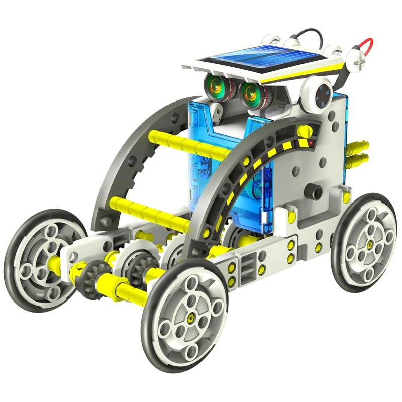 MyMemory.co.uk OWI 14 in 1 Educational Solar Robot Kit